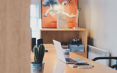 Das Arbeitszimmer im Seelenhaus