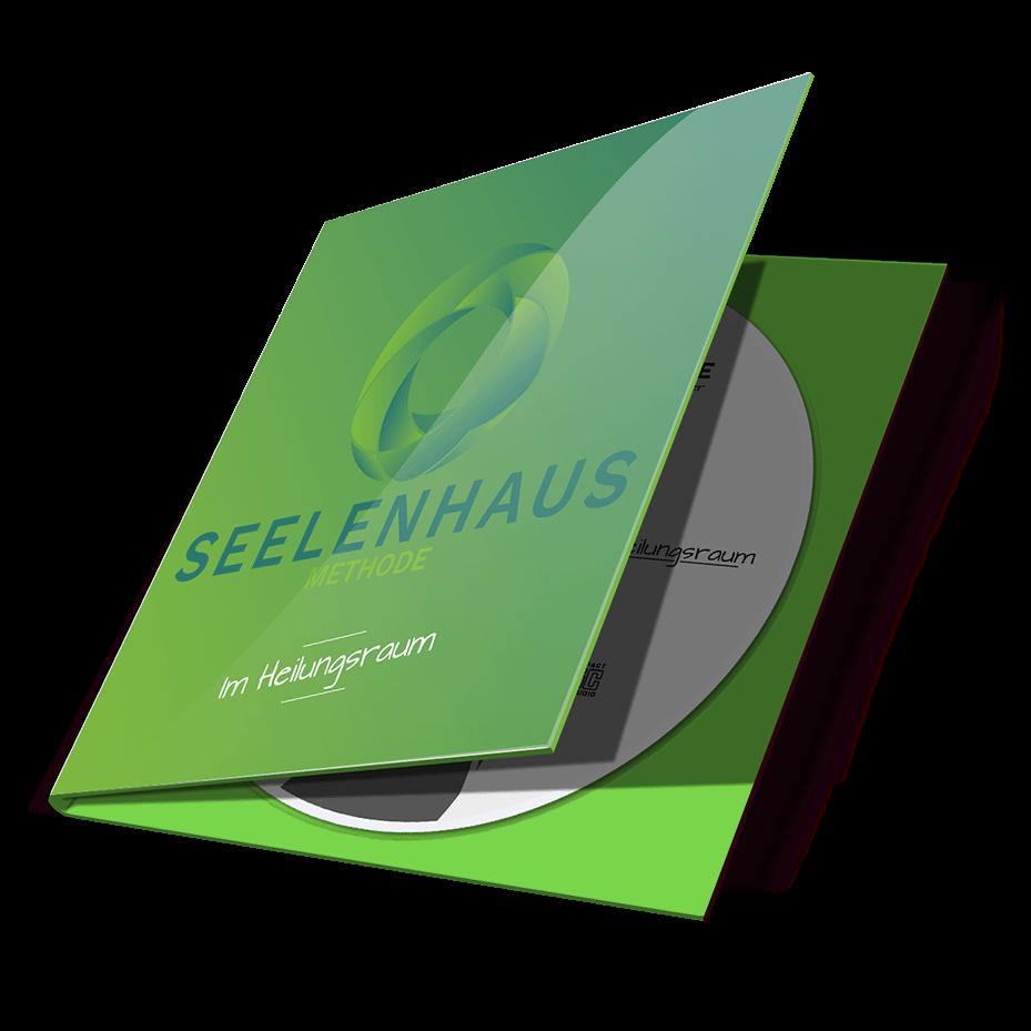 """CD """"Im Heilungsraum"""",2017, Birgit Bernauer, Seelenhaus Methode"""