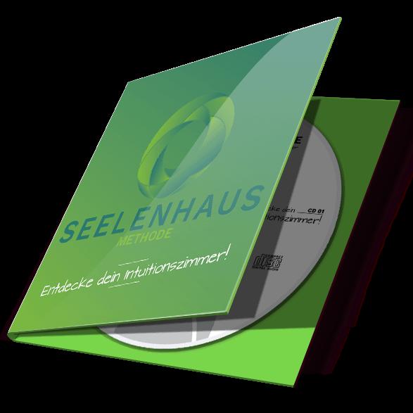 Audio CD, Seelenhaus-Methode, Entdecke dein Intuitionszimmer!