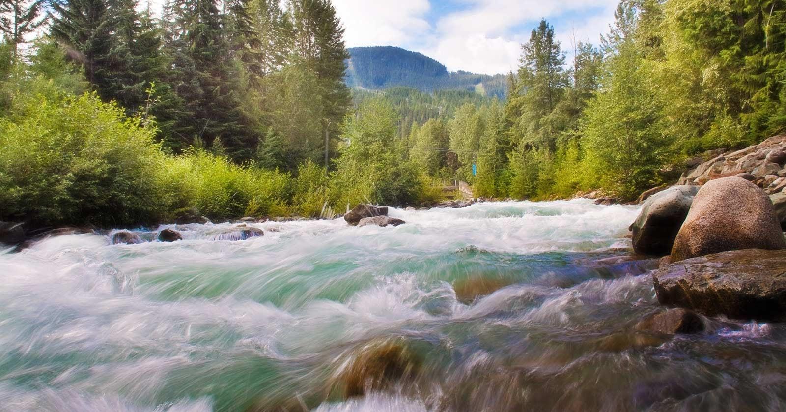 Sei im Fluss, sei glücklich - von Sabien Kipphan-Oehmig