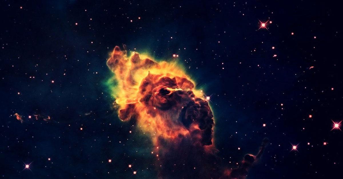 Das Interesse des Universums